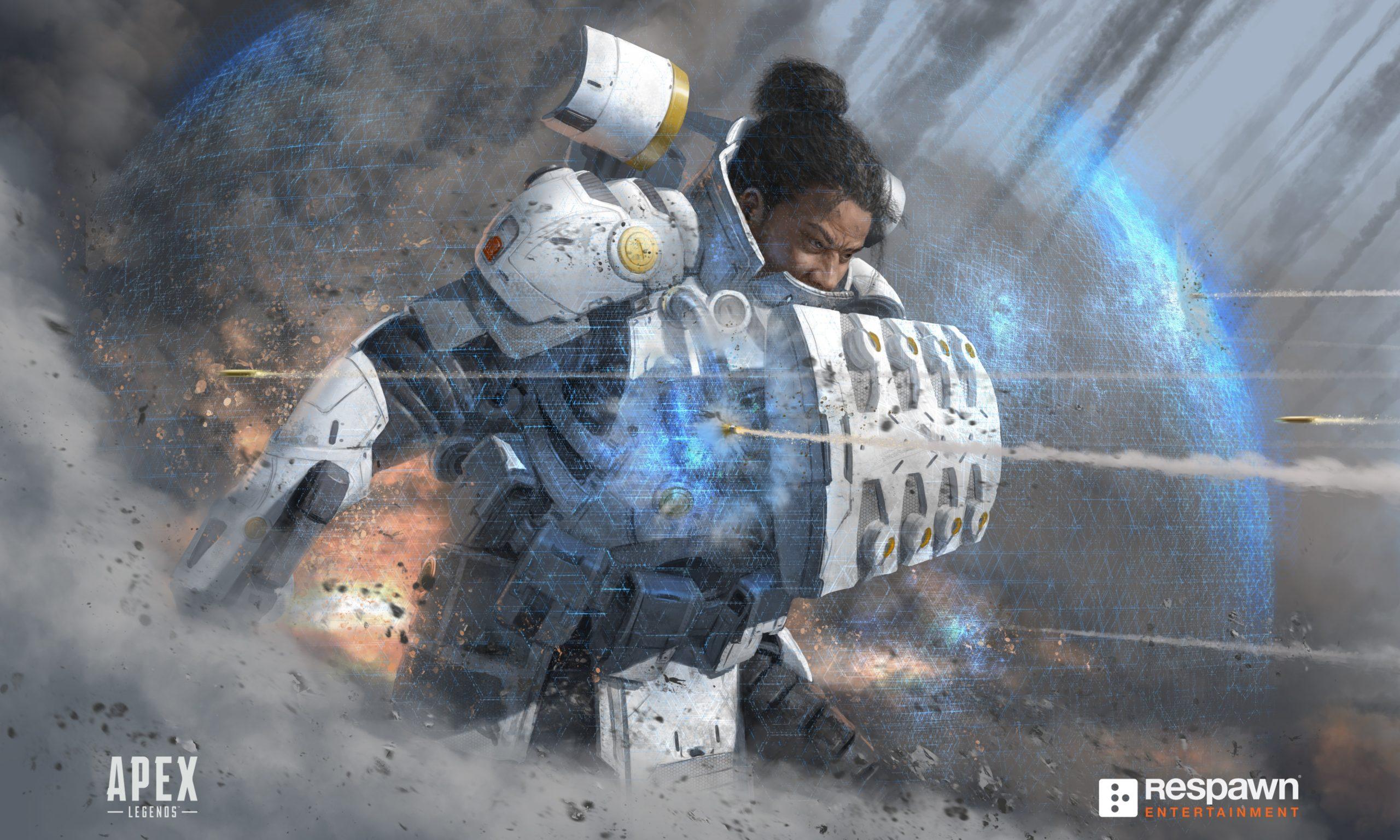 Apex Legends|ジブラルタルの立ち回り/アビリティの使い方