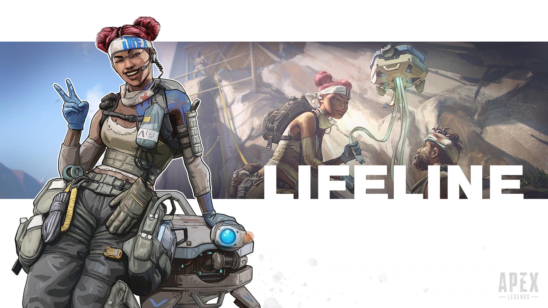 Apex Legends|ライフラインの立ち回り/アビリティの使い方
