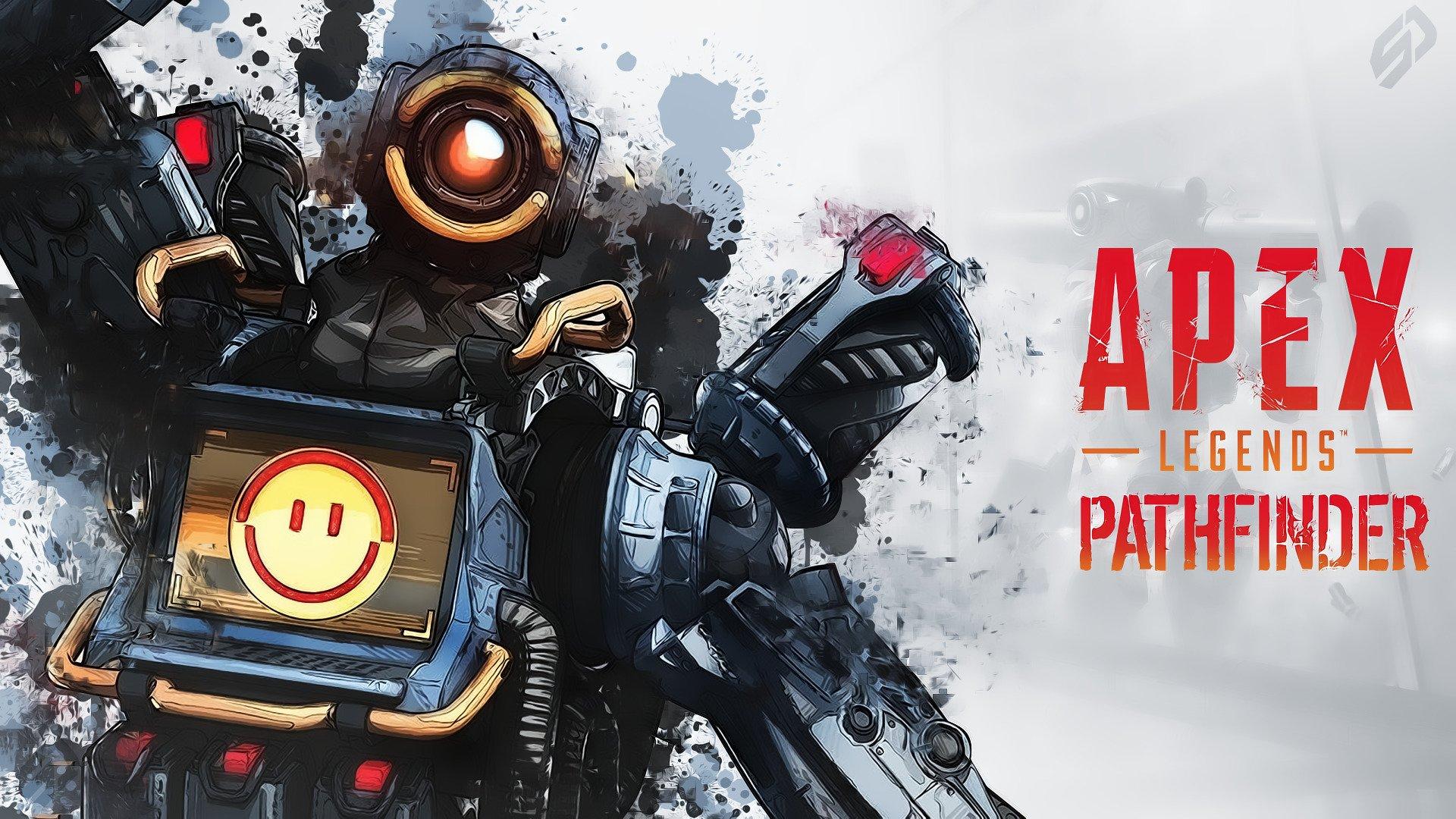 Apex Legends|パスファインダーの立ち回り/アビリティの使い方