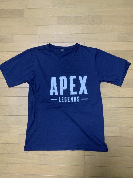 Apex Legends|Tシャツは届くのか