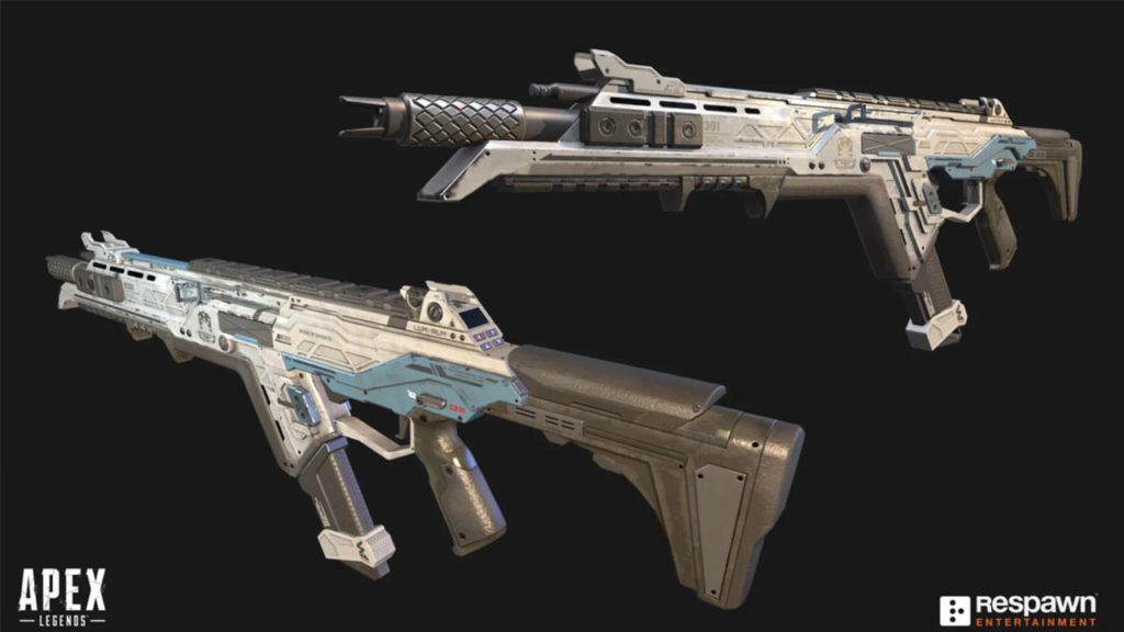 Apex Legends R-301との相性のいい武器3つ紹介