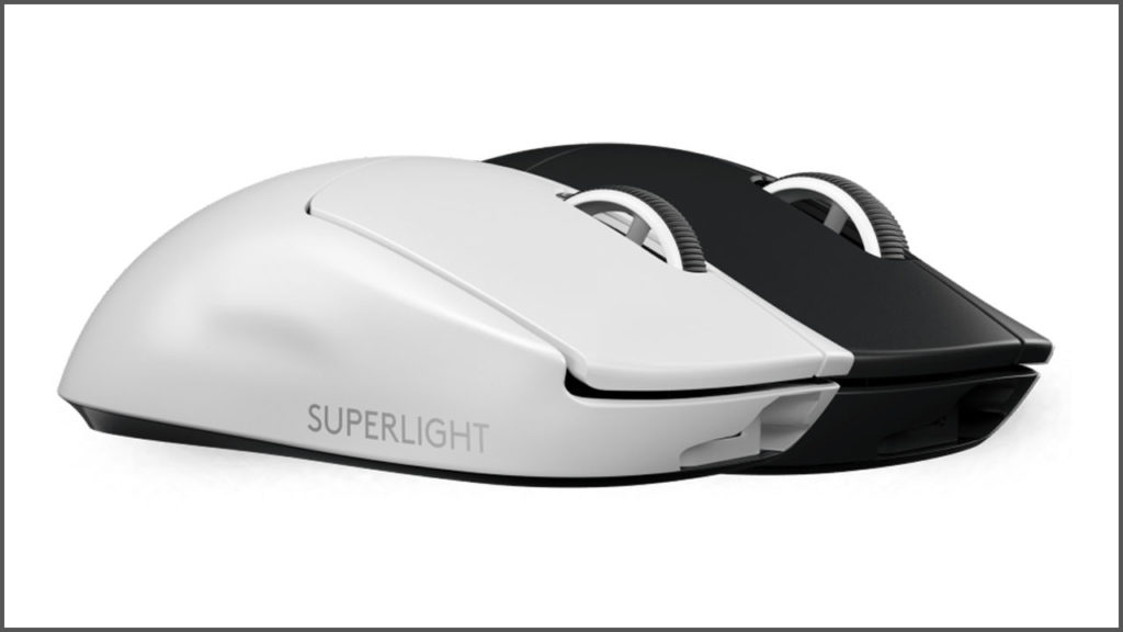 Logicool G PRO X SUPERLIGHT