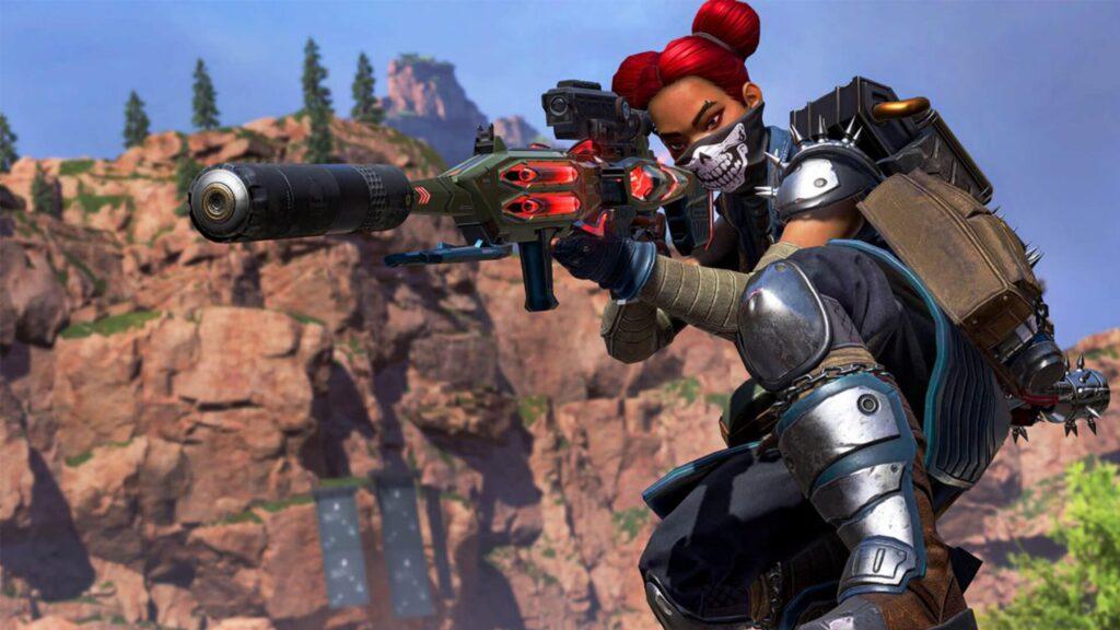 APEX初心者におすすめしたい武器3選