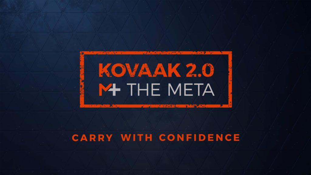 kovaak 2.0 the meta内でやるエイム練習方法