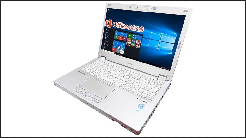 おまけ:Panasonic PC CF-MX3